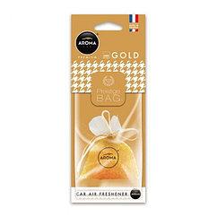 Ароматизатор подвесной сухой Prestige Fresh Bag Gold, Aroma