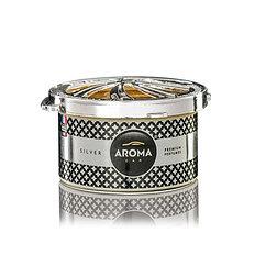 Ароматизатор под сидение сухой Prestige Organic Silver, Aroma