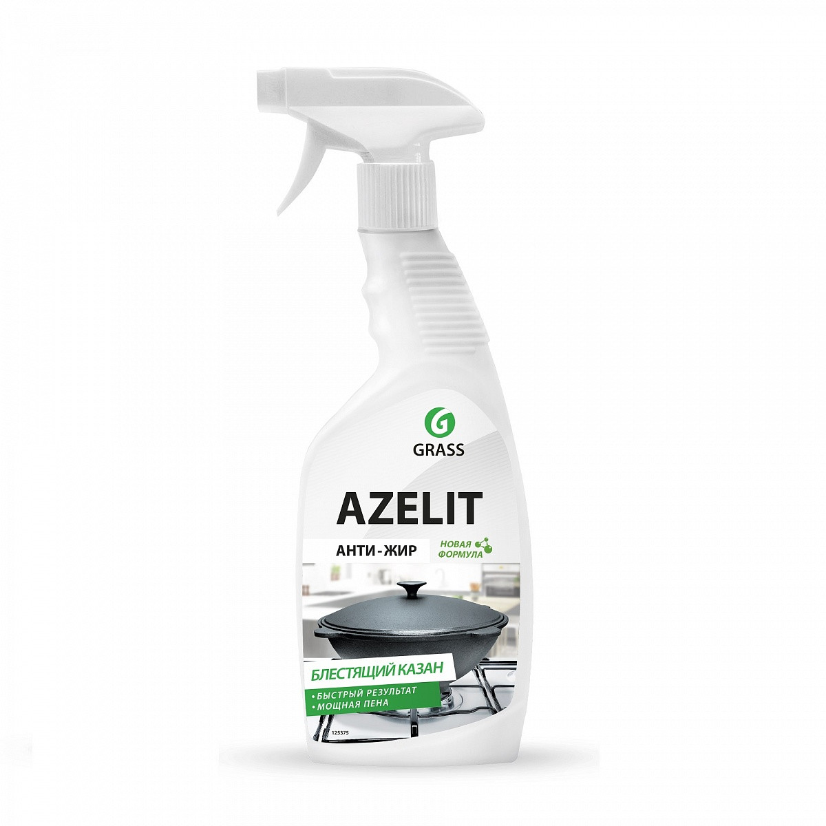 "Чистящее средство ""Azelit"" для кухни, Grass, 600ml"