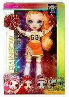 Кукла Рейнбоу Хай Поппи Роуэн- Черлидер- Rainbow High Cheerleader Squad Poppy Rowan (оранжевый)