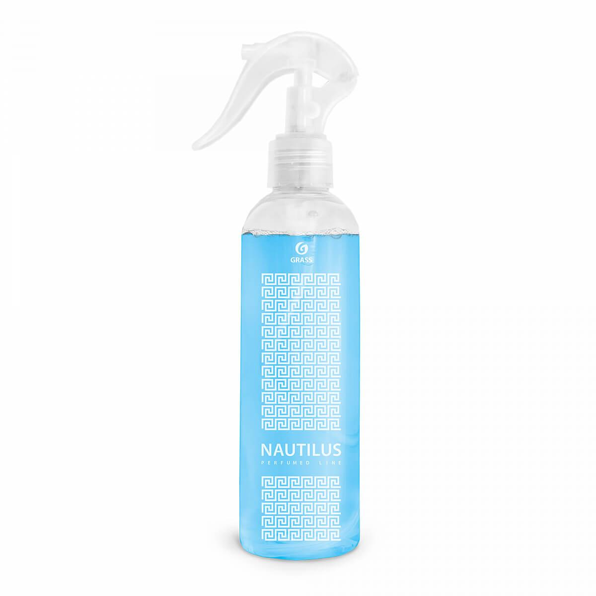 """Жидкое ароматизирующее средство с ароматом """"Nautilus"""", Grass, 250ml"""
