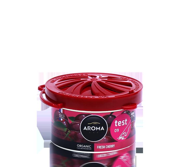 Ароматизатор под сидение сухой Organic Fresh Chery, Aroma
