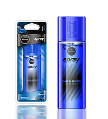 Ароматизатор спрей Pump Spray Car Perfume New Car, Aroma