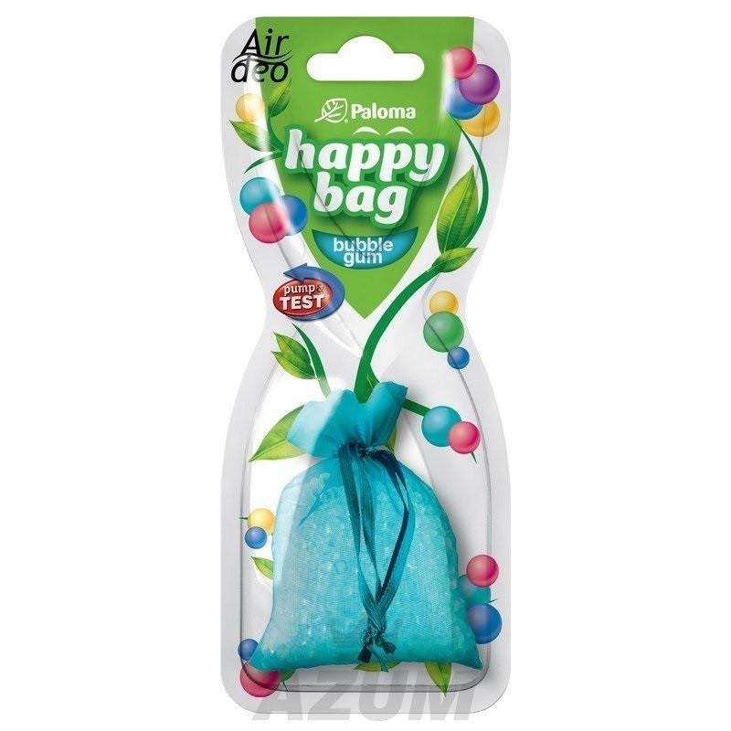 Ароматизатор подвесной Happy Bag Bubble Gum, Paloma