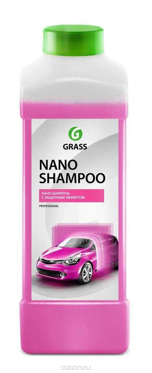 "Наношапунь ""Nano Shampoo""Grass, 1L"