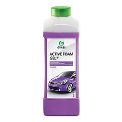 """Бесконтактная химия """"Activ Foam Gel +"""", Grass, 1L"""