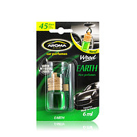 Ароматизатор подвесной жидкий Wood Earth, Aroma, 6 ml