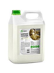 """Очиститель-кондиционер кожи """"Leather Cleaner"""", Grass, 5L"""