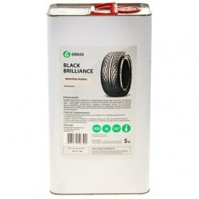 """Чернитель шин силикон """"Black Brilliance"""", Grass, 5L"""