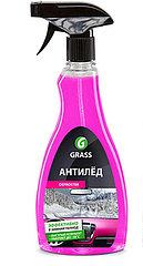 """Размораживатель стекла и замков """"Антилед"""", Grass, 500ml"""