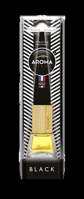 Ароматизатор подвесной жидкий Prestige Wood Black, Aroma, 7 ml