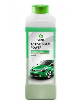 """Бесконтактная химия """"Activ Foam Power"""", Grass, 1L"""
