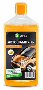 Автошампунь УНИВЕРСАЛ апельсин, Grass, 1L