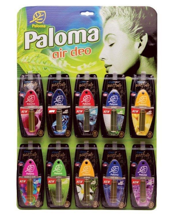 Ароматизатор подвесной жидкий Parfum Display, Paloma