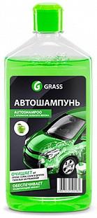 Автошампунь УНИВЕРСАЛ яблоко, Grass, 0,5L