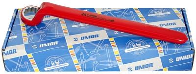 Набор ключей накидных с изгибом односторонних изолированных в картонной коробке - 180/2VDEDPCB UNIOR
