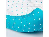 Кокон-гнездо Roxy Kids для новорожденных (цвет  голубой,розовый), фото 4