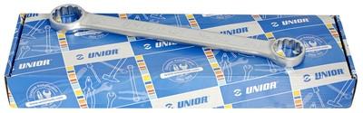 Набор ключей накидных плоских в картонной коробке - 182/2ACB UNIOR