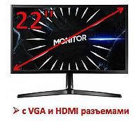 "22"" Дюймовый монитор c VGA и HDMI разъемами, FALCON 5522"