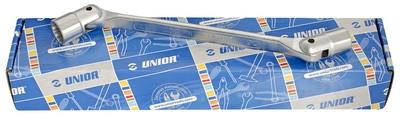 Набор ключей торцевых с шарнирными головками в картонной коробке - 202/1CB UNIOR