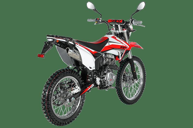 Мотоцикл KAYO T2-G 250 ENDURO - фото 3
