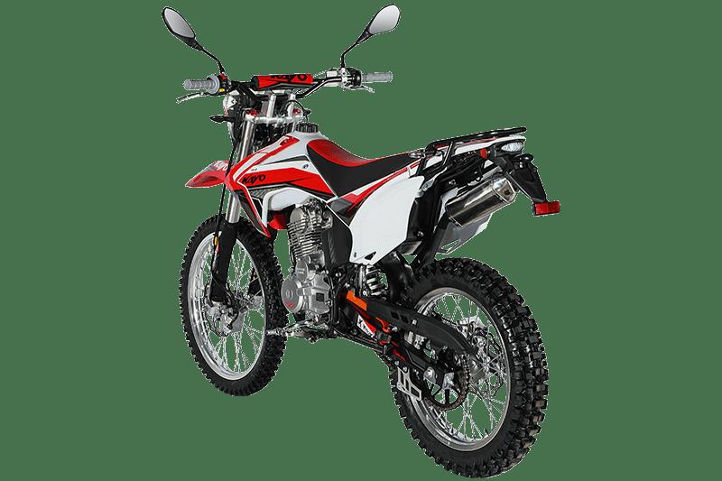 Мотоцикл KAYO T2-G 250 ENDURO - фото 4