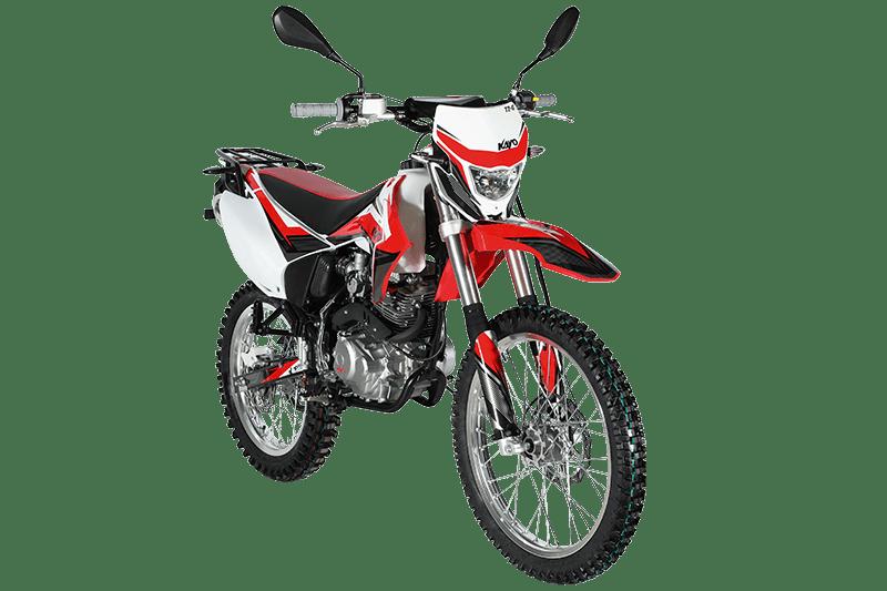Мотоцикл KAYO T2-G 250 ENDURO - фото 5