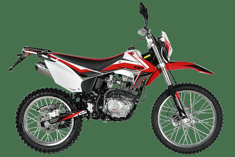 Мотоцикл KAYO T2-G 250 ENDURO - фото 1
