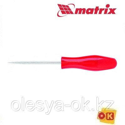 Шило хозяйственное, круглое 4 х 160 мм. MATRIX