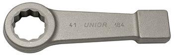 Ключ накидной ударный, для особо тяжёлых работ - 184/7 UNIOR