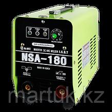 Сварочный аппарат инверторный постоянного тока NSA-180