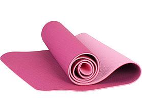 Коврик гимнастический розовый, фото 3