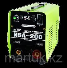 Сварочный аппарат инверторный постоянного тока NSA-200