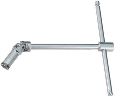 Ключ свечной Т-образный с карданным шарниром - 194/2D1 UNIOR