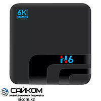 ANDROID TV BOX H6 Компактный Андроид ТВ-бокс, USB 3.0, Cortex A53