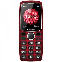 Мобильный телефон Texet TM-B307 Red
