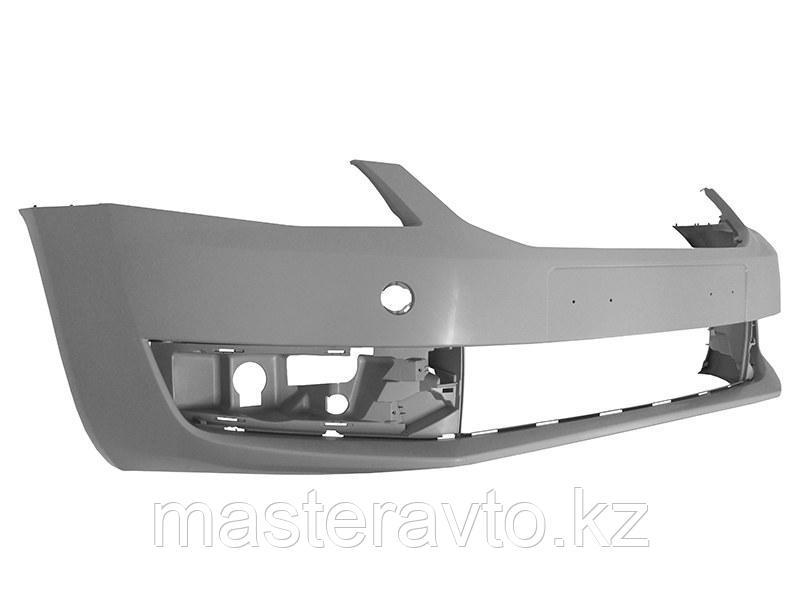 Бампер передний Octavia 13-17 5EU807217