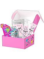 Подарочный набор средств по уходу за кожей лица, тела и волосами HEART BOX № 302