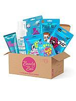 Подарочный набор средств по уходу за кожей лица, тела и волос BEAUTY BOX AZUREMANIA