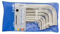 Набор ключей шестигранных в пластиковом чехле - 220/3PB UNIOR