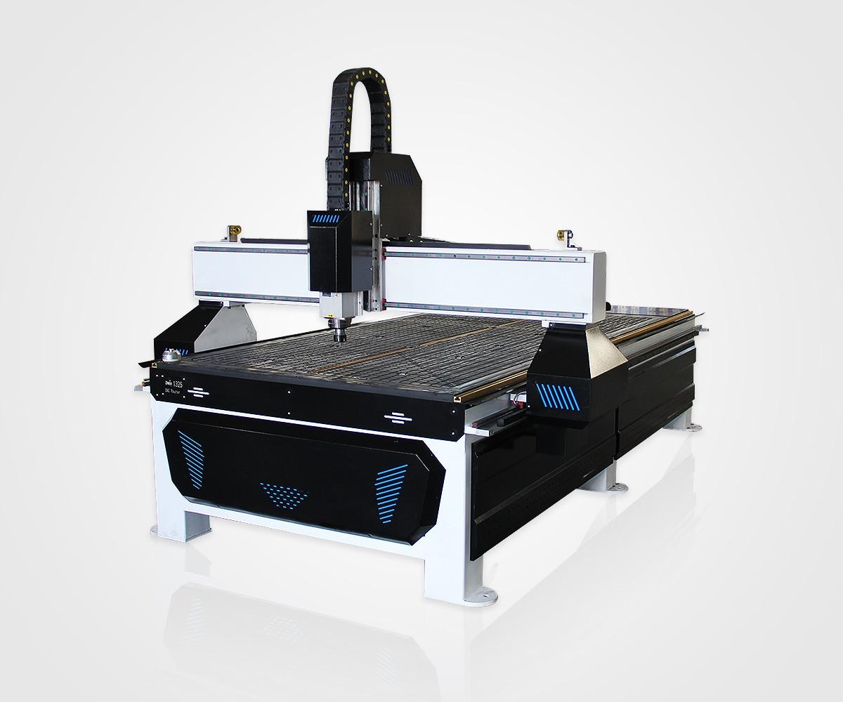 Станок фрезерно гравировальный с ЧПУ 1300*2500мм, вакуумный стол, шпиндель 5,5кВт - фото 1