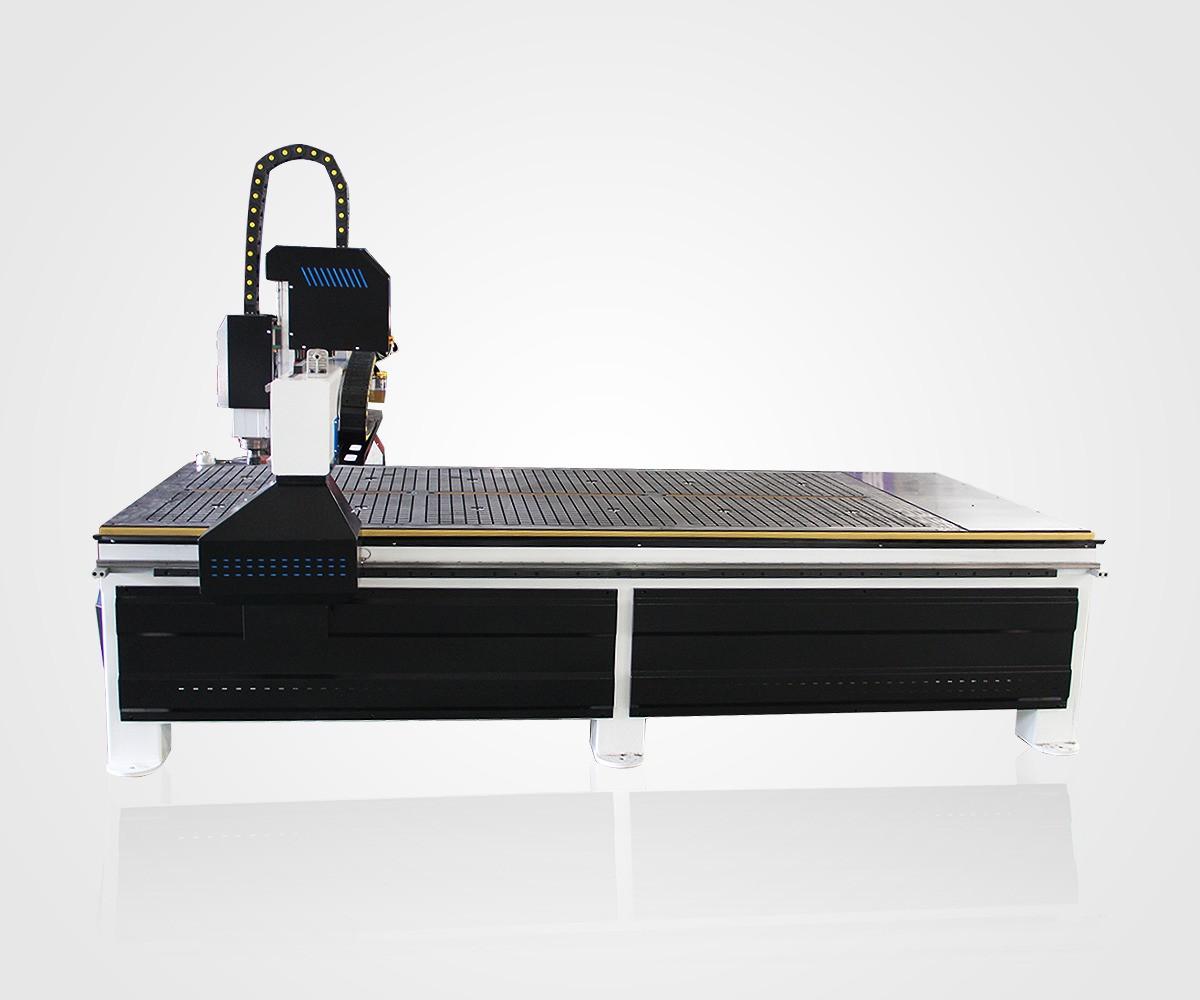 Станок фрезерно гравировальный с ЧПУ 1300*2500мм, вакуумный стол, шпиндель 5,5кВт - фото 3