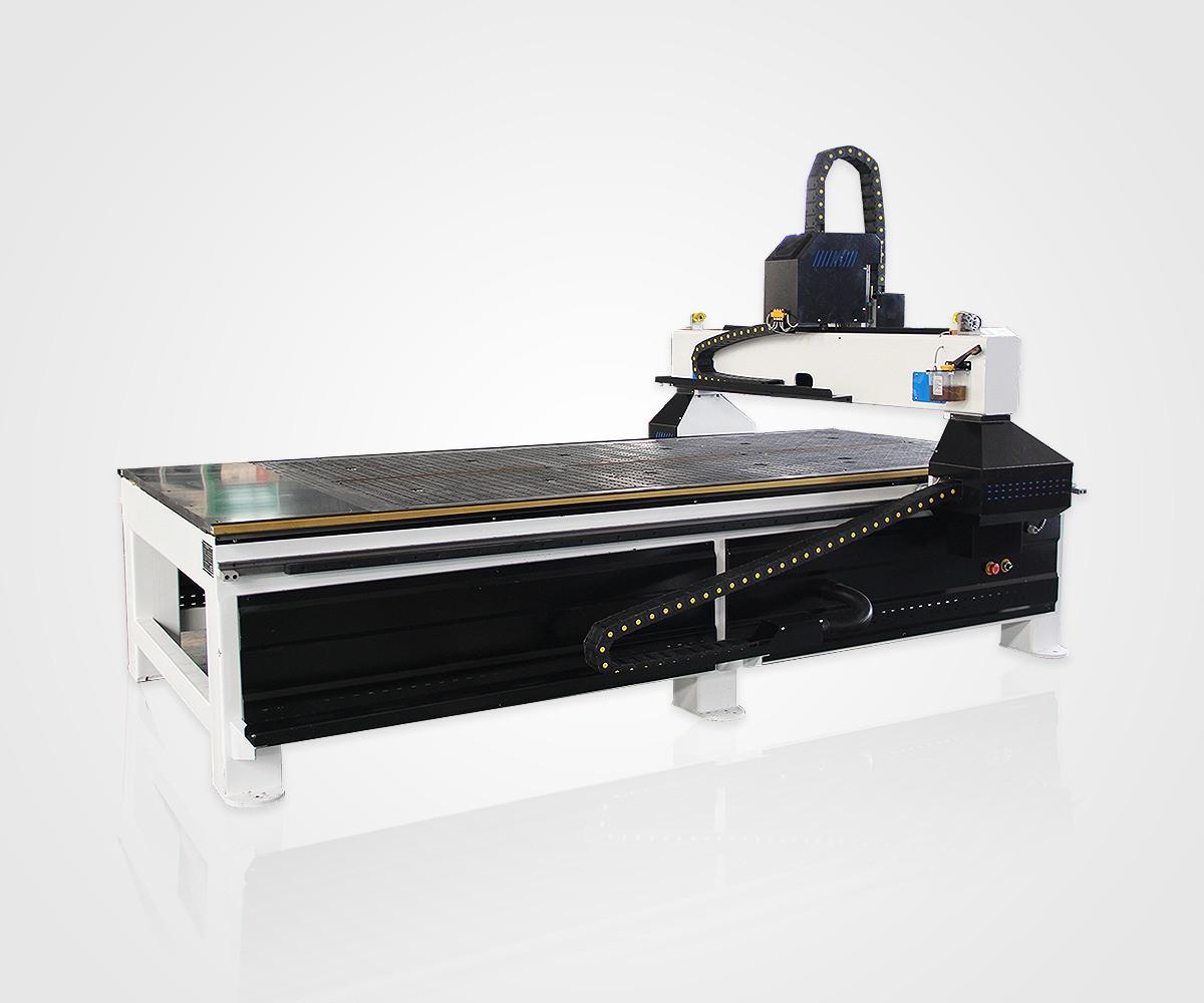 Станок фрезерно гравировальный с ЧПУ 1300*2500мм, вакуумный стол, шпиндель 5,5кВт - фото 2