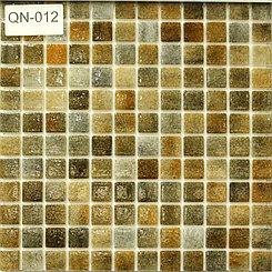 Средняя мозаичная плитка болотный