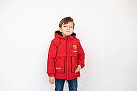 Куртка детская с накладными карманами Monster для мальчика