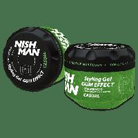 Гель для укладки волос NISHMAN G1 300 МЛ