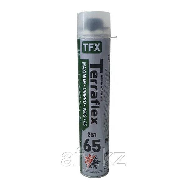 Монтажная пена terra flex 65