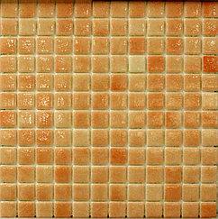 Средняя мозаичная плитка орандж