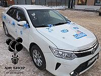 Наклейки на авто на выписку из роддома Нур Султан Астана