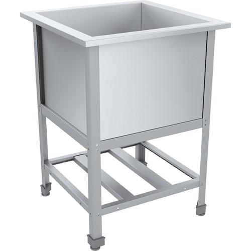 Ванна моечная ЭКОНОМ ЦК ВМО1-430ЭЦК-М 530х530х870(890) мм
